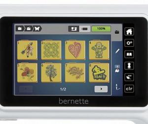 Вышивальная машина Bernette b70 Deco