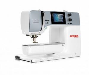Швейно-вышивальная машина Bernina 570QE с вышивальным модулем