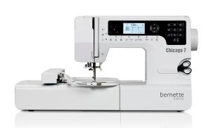 Швейно-вышивальная машина Bernette Chicago 7