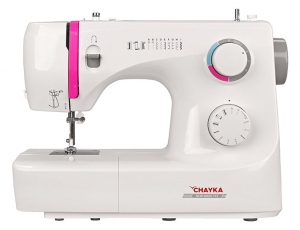 Электромеханическая швейная машина Chayka New Wave 715
