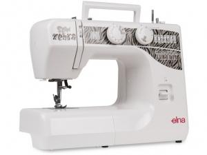 Электромеханическая швейная машина Elna 1000 Sew Zebra