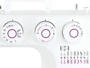Электромеханическая швейная машина Elna Easy Line 16