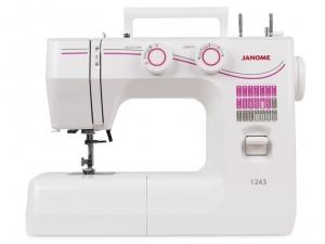 Электромеханическая швейная машина Janome 1243