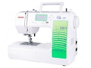 Компьютерная швейная машина Janome Clio 50