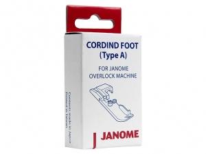 Лапка д/вшивания шнура Janome A 200-207-108