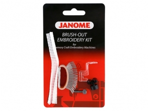 Набор для вышивания пряжей Janome 200-383-006