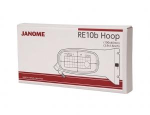 Janome Пяльцы RE10b размер 100x40 мм 864-407-003