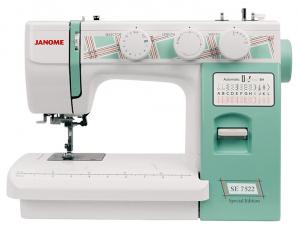 Электромеханическая швейная машина Janome SE 7522
