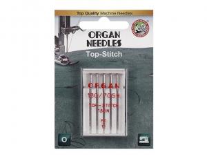 иглы Organ Топ ститч 5/80 блистер