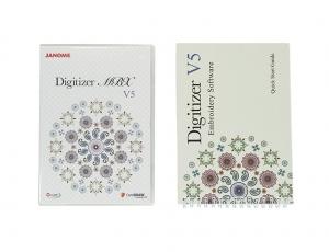Программное обеспечение Janome Digitizer MBX v 5.0