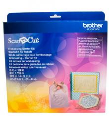 Базовый набор Scan&Cut для тиснения CAEBSKIT1