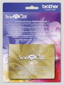 Обновление Scan&Cut Premium Pack1 CACVPPAC1