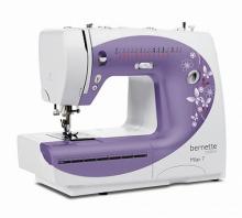 Электромеханическая швейная машина Bernette Milan 7