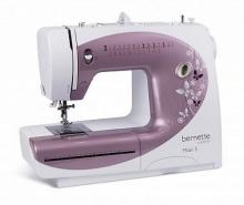 Электромеханическая швейная машина Bernette Milan 5