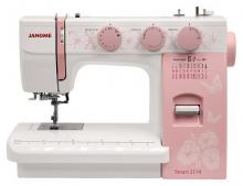Электромеханическая швейная машина Janome Smart 2119