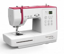 Компьютерная швейная машина Bernette Sew&go 7