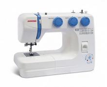 Электромеханическая швейная маш Janome Top 18