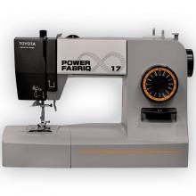 Электромеханическая швейная машина Toyota Power Fabric 17