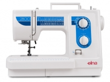 Электромеханическая швейная машина Elna 2800 Blue