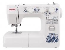 Электромеханическая швейная машина Janome 1547