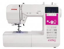 Компьютерная швейная машина Janome 450 MG