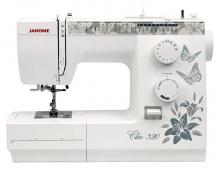 Электромеханическая швейная машина Janome Clio 320