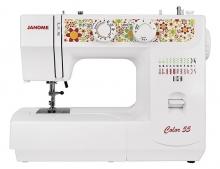 Электромеханическая швейная машина Janome Color 55