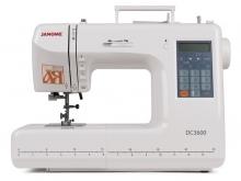 Компьютерная швейная машина Janome DC 3600