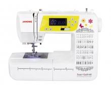 Компьютерная швейная машина Janome Exact Quilt 60