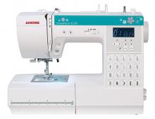 Компьютерная швейн машина Janome HomeDecor 6180