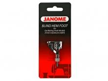 Лапка Janome д/потайной строчки G 200-130-006
