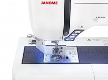 Швейно-вышивальная машина Janome MC 9900
