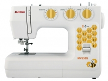 Электромеханическая швейная машина Janome MV 530 S