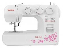 Электромеханическая швейная машина Janome MX 59