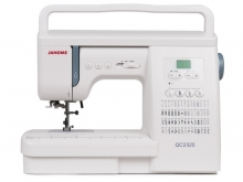 Компьютерная швейная машина Janome QC 2325