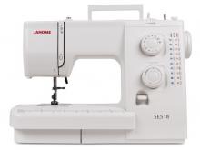 Электромеханическая швейная машина Janome SE 518