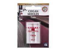 иглы Organ Двойные 1-80/4 блистер