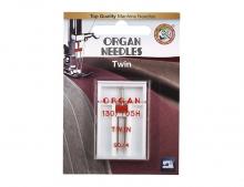 иглы Organ Двойные 1-90/4 блистер