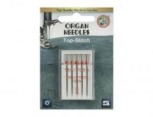 иглы Organ Топ ститч 5/90 блистер