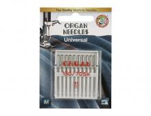 Универсальные иглы Organ 10/80 блистер