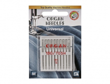Универсальные иглы Organ 10/90 блистер