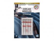 Универсальные иглы Organ  5/60  блистер