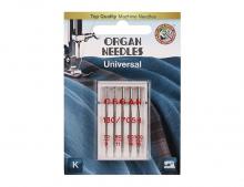 Универсальные иглы Organ 5/70-100 блистер