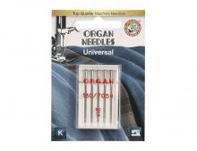 Универсальные иглы Organ 5/90 блистер
