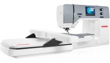 Швейно-вышивальная машина Bernina 770QE с вышивальным модулем